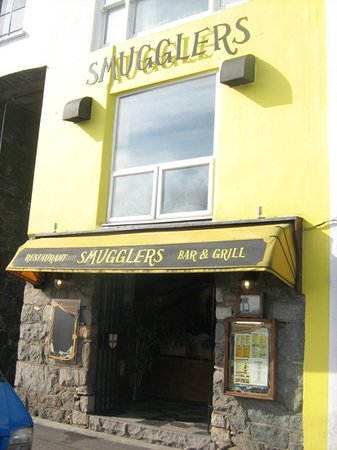 Smugglers Grill & Bar: wow!