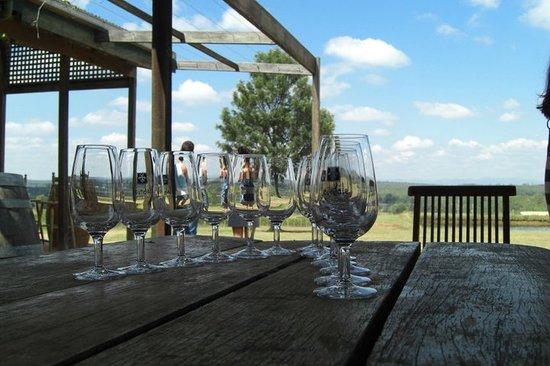 Kangarrific Tours: 1st Winery