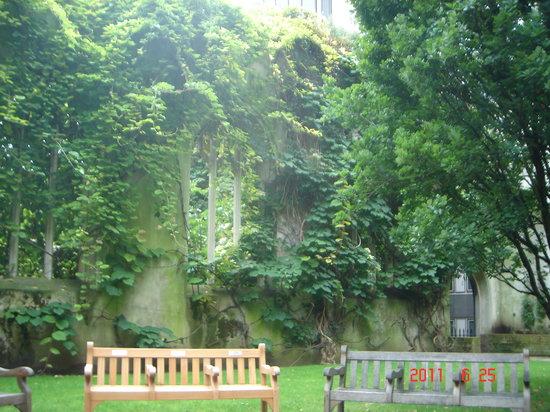 Context London Tours : Hiden Place-Secret Garden