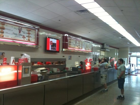 The Varsity Athens : varsity counter not busy