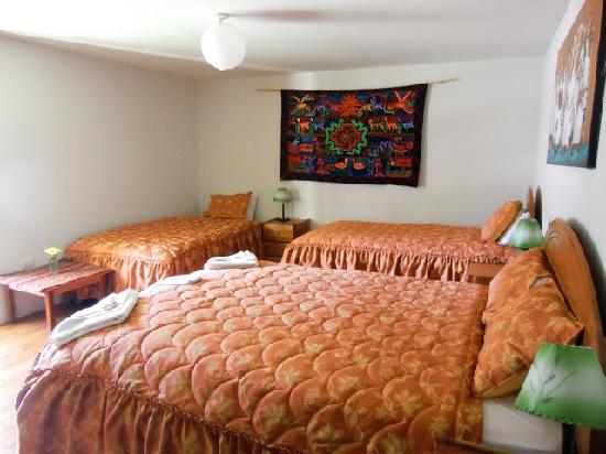 Apu Lodge: Triple Room