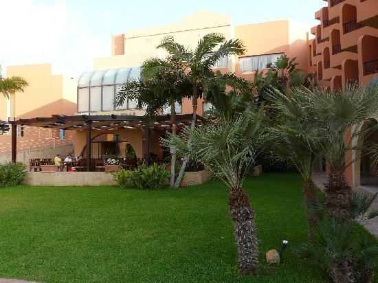 Florida Beach Hotel & Resort: Restaurant