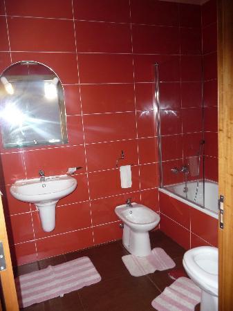 Residencial Monte Carlo: Salle de bain chambre n°7