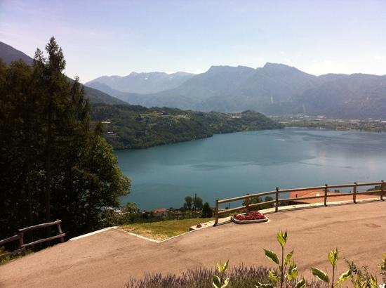 Pergine Valsugana, Włochy: veduti dal maso laite