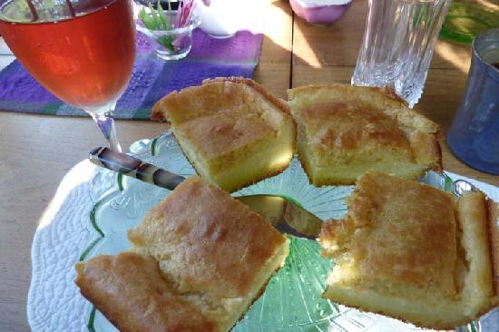 Purple Gables : Custard Cornbread
