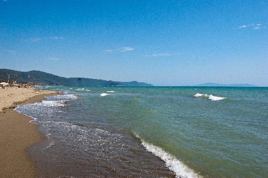 Alberese, Itália: Spiaggia