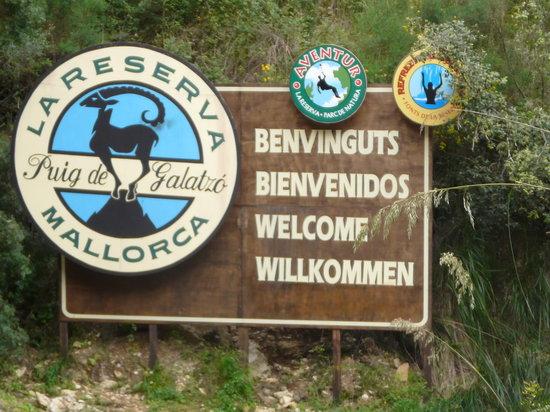 La Reserva Puig de Galatzo, Parc de Natura