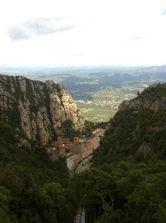 El Palace Hotel: Top of Monserrat - Breathtaking