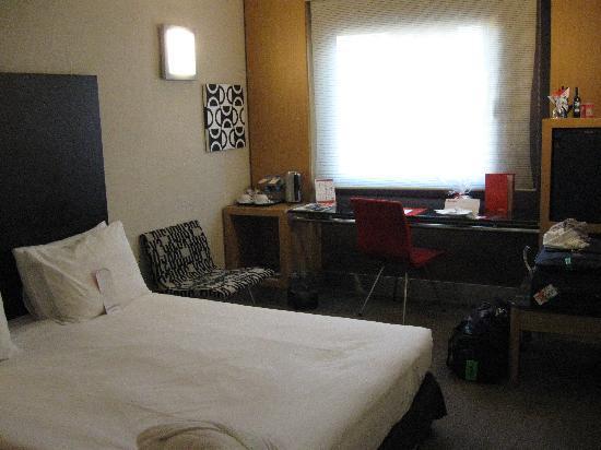 Nippon Hotel: room 602