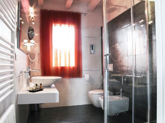 La Giolosa Wellness Resort : Bagno