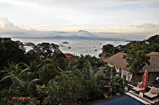 Penyon Guest House: Room View