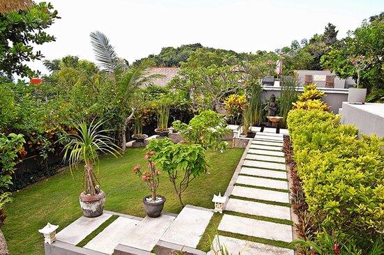Penyon Guest House: Garden