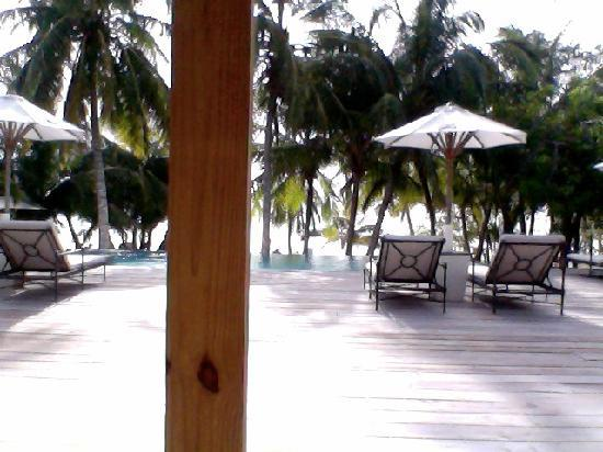 Tiamo Resort: Looking out from the Great Room
