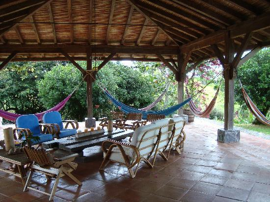 Casa Estudio Su Casa Colombia: Such a great place to relax!