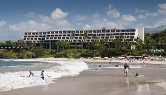 Mauna kea hotel picture of mauna kea beach hotel for Hotel design kea