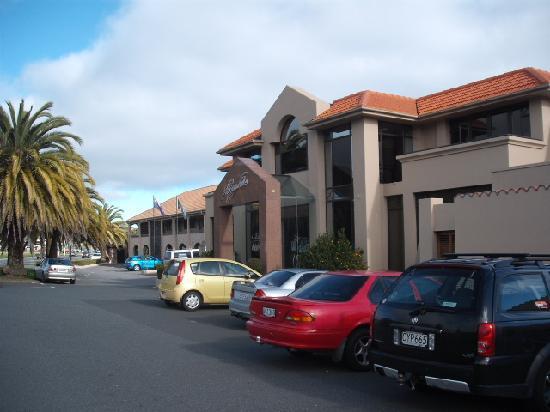 Millennium Hotel and Resort Manuels Taupo: The Hotel