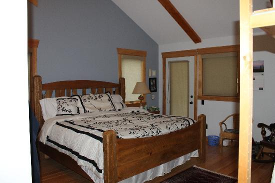 Chalet in the Rockies B&B: Honeymoon Suite