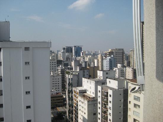 TRYP Sao Paulo Jesuino Arruda: View of room 1
