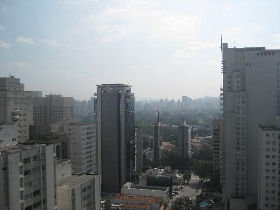 TRYP Sao Paulo Jesuino Arruda: View of room 2