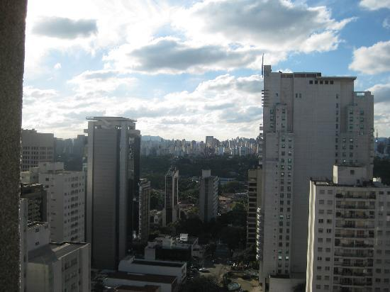 Tryp Sao Paulo Jesuino Arruda Hotel: View from room