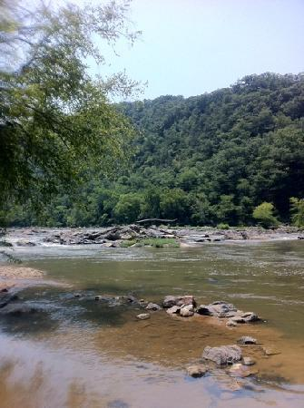 Boone, NC: French Broad
