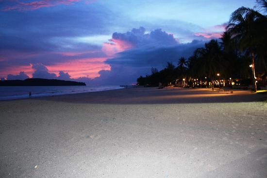 Langkawi, Malasia: Great sunsets!