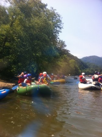 River and Earth Adventures, Inc