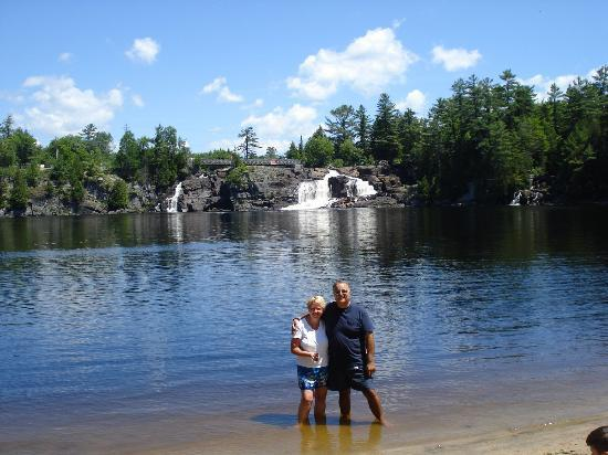 High Falls Bay Cottages, Camping & Waterpark: High Falls Resort