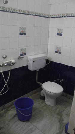 Hotel Green View : washroom was OK