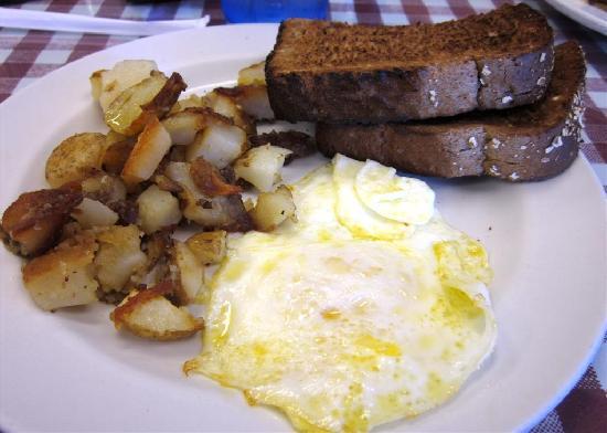 Annie's Cafe : Breakfast