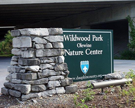 Wildwood Park: Enterance