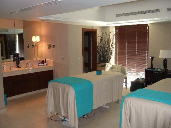 Kempinski Nile Hotel Cairo: spa2