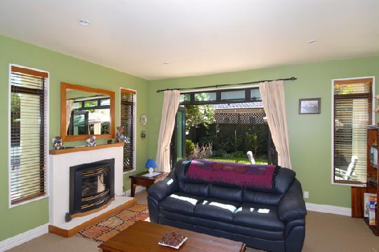 Glenveagh B&B : Guest lounge