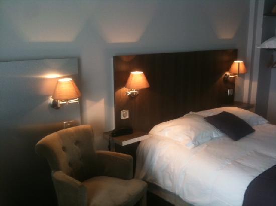 Hotel Central: Chambre confort