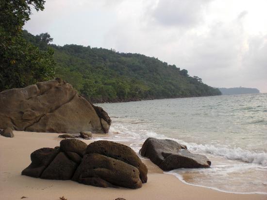 Kota Belud, Maleisië: manana beach