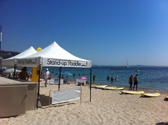Cannes Standup Paddle: la loc