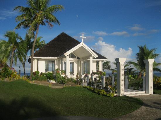 Sheraton Denarau Villas: Chapel