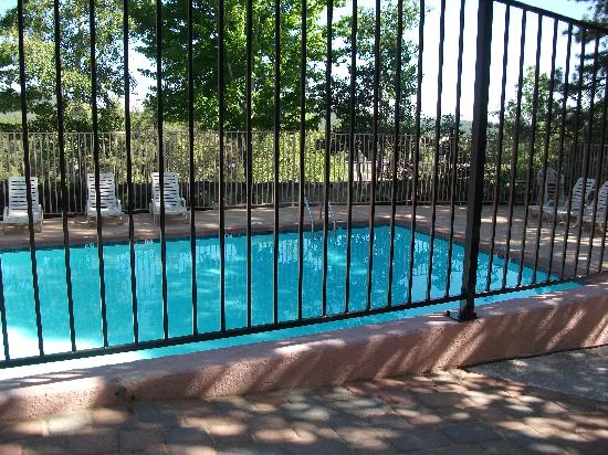 BEST WESTERN PLUS Inn of Williams: Unfortunately pool unusable as not heated