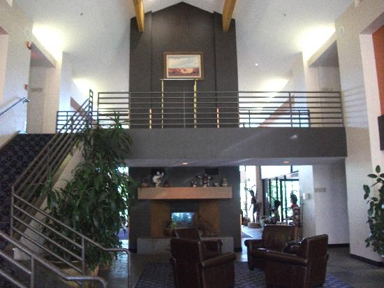 Best Western Plus Inn Of Williams: Nice lobby