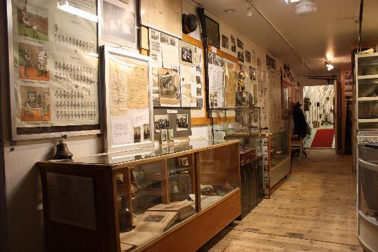 Venesjaervi, Finlande: The Region Museum
