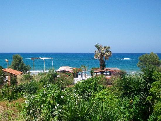 Eurohotel Katrin Hotel and Bungalows : beach
