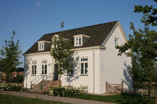 Villa Oldenhoff: Aussenansicht