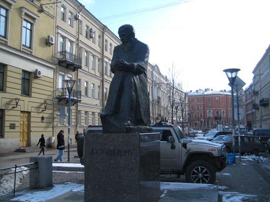 St. Petersburg, Rusya: Dostoevsky