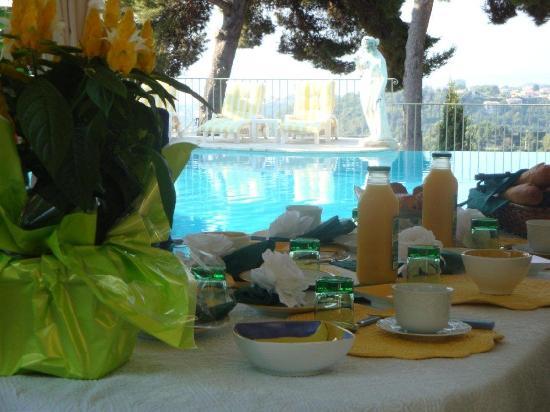 La Bergerie : piscine
