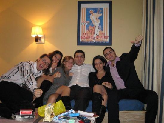 Ridolfi Guest House: il gruppo al completo