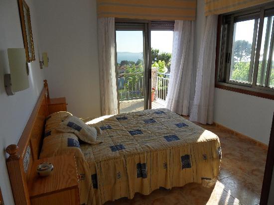 Mirador de Ons Apartments: habitación single
