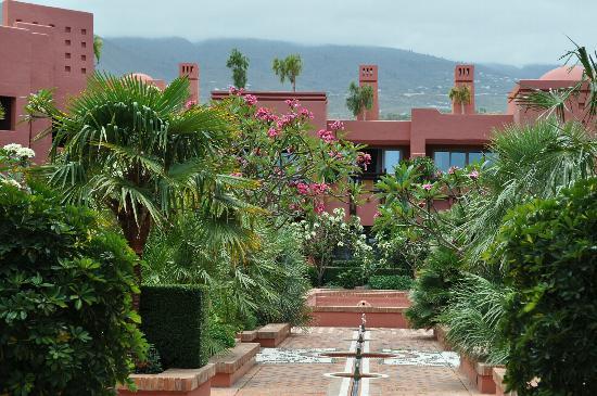 The Ritz Carlton, Abama: Persian Garden