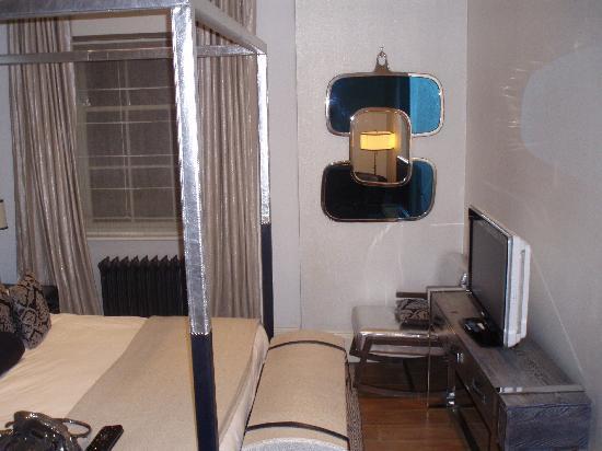 Langton House Hotel: suite