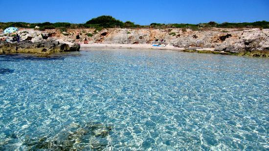 Occidental Menorca: Playa di Binibiquer
