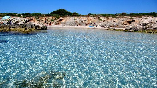 Occidental Menorca : Playa di Binibiquer